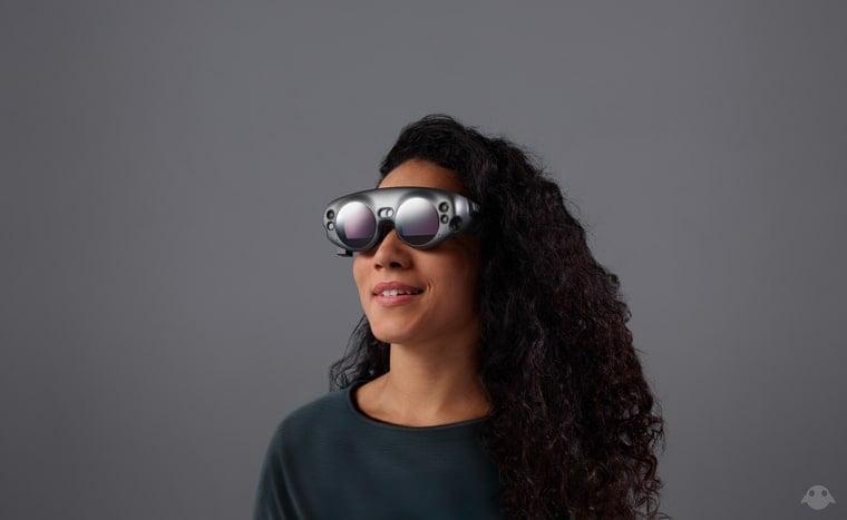 Yıllarca Merakla Beklenen Magic Leap'in İlk Artırılmış Gerçeklik Gözlüğü