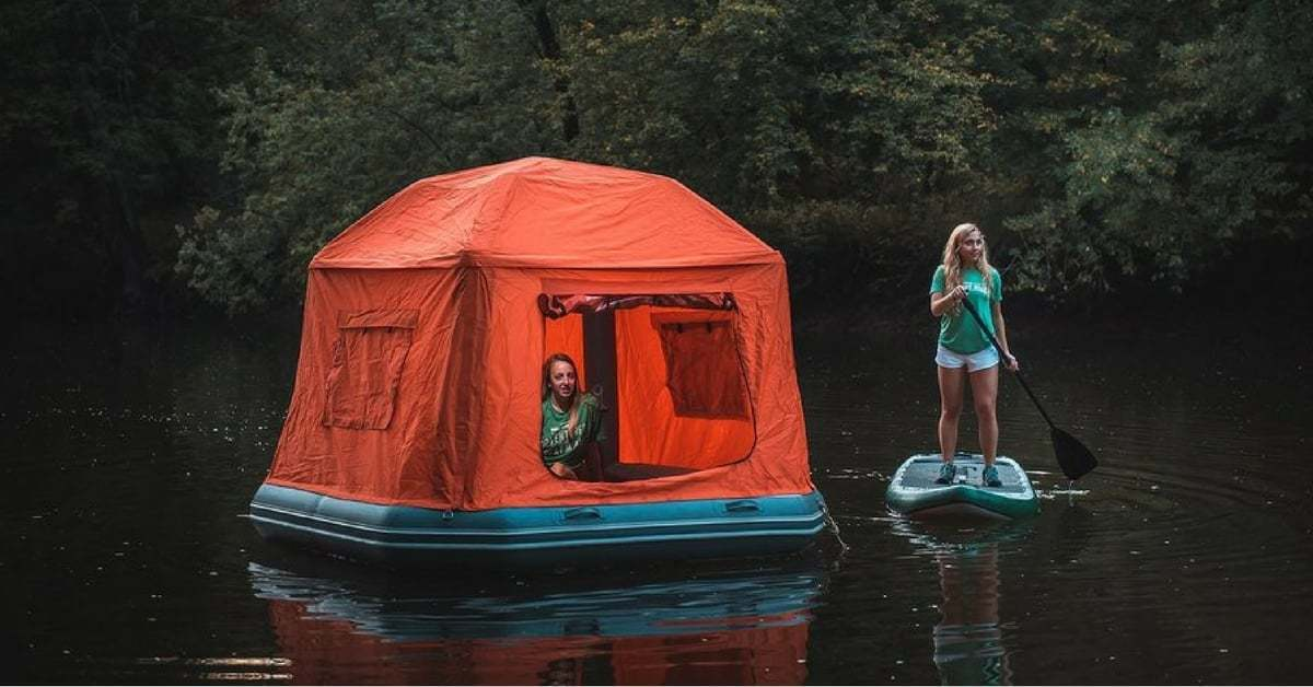 Kamp Deneyimini Değiştiren Tasarımlar [Bigumigu'da 2017]