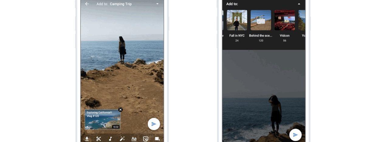 YouTube Kendi Yorumuyla Instagram Stories'i Kopyalıyor