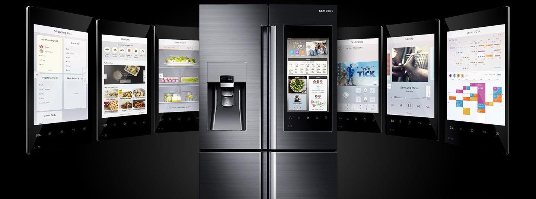 Samsung'un Yeni Akıllı Buzdolabıyla Tüm Ev Kontrol Altında