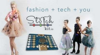 Moda Tasarımı ve Teknoloji Bu Kitte Buluştu