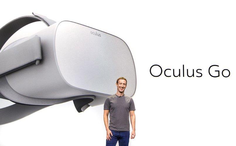 Facebook'un Tek Başına Çalışan Sanal Gerçeklik Gözlüğü: Oculus Go
