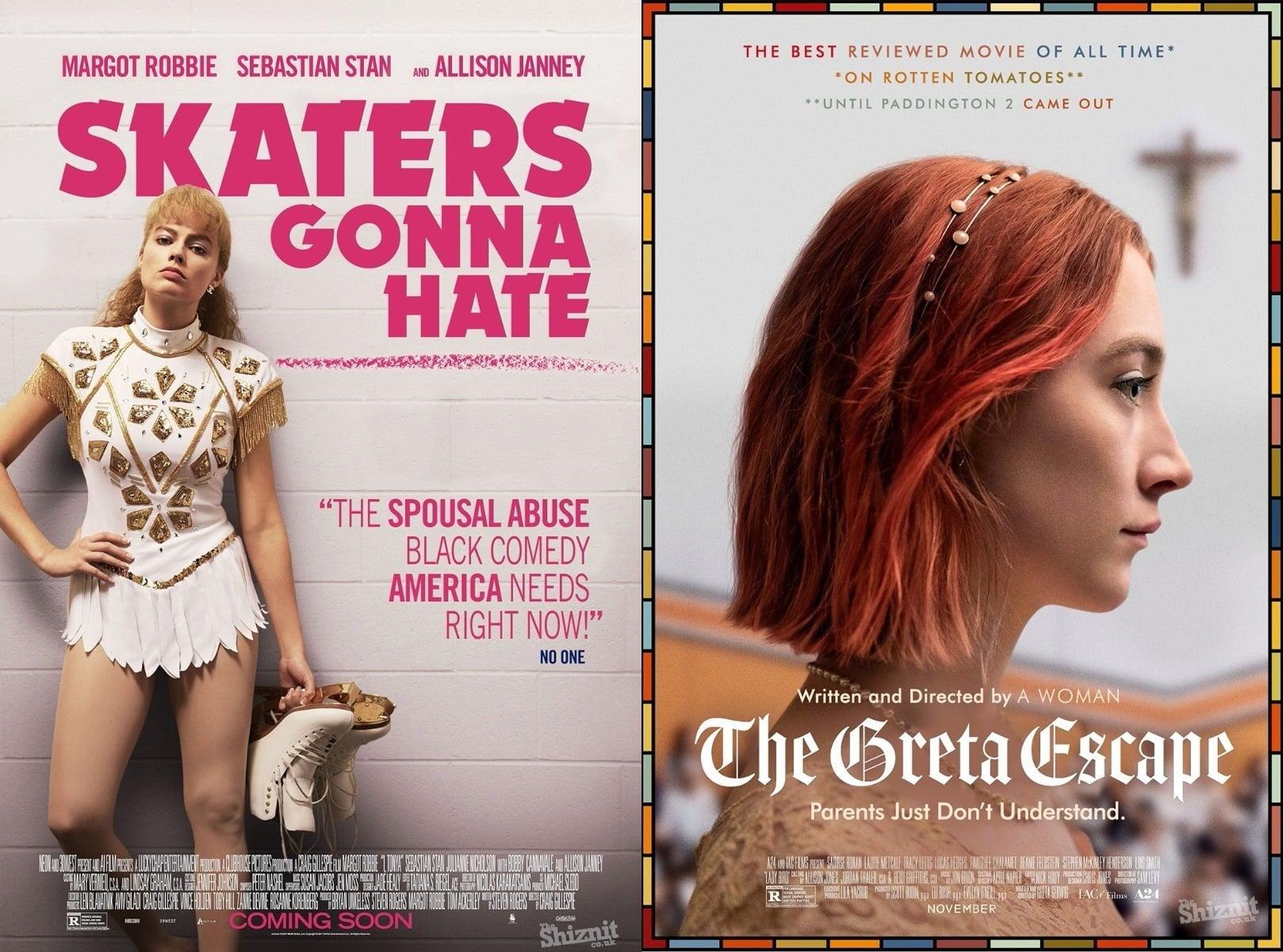 Oscar Adayı Filmlere Samimi Afişler