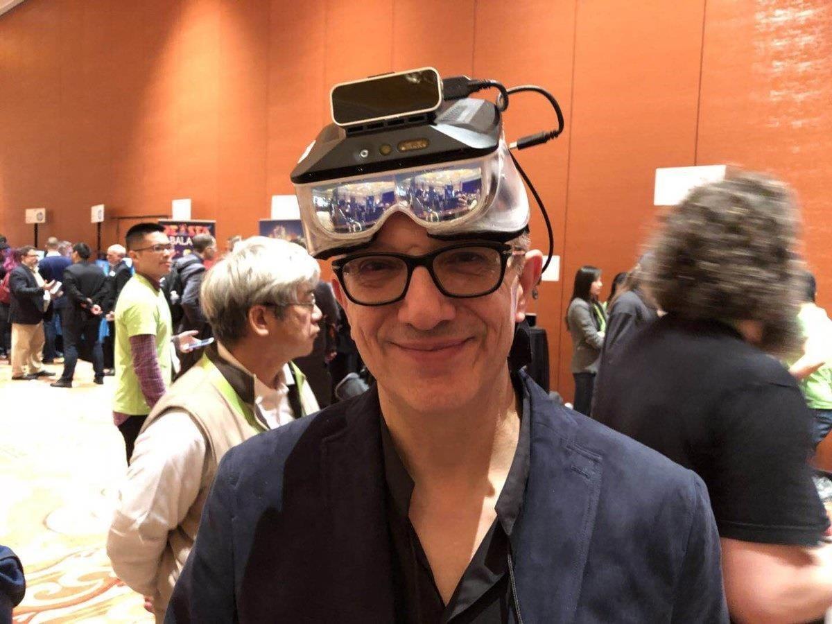 Realmax'tan Muazzam Geniş Açılı Bir Artırılmış Gerçeklik Gözlüğü