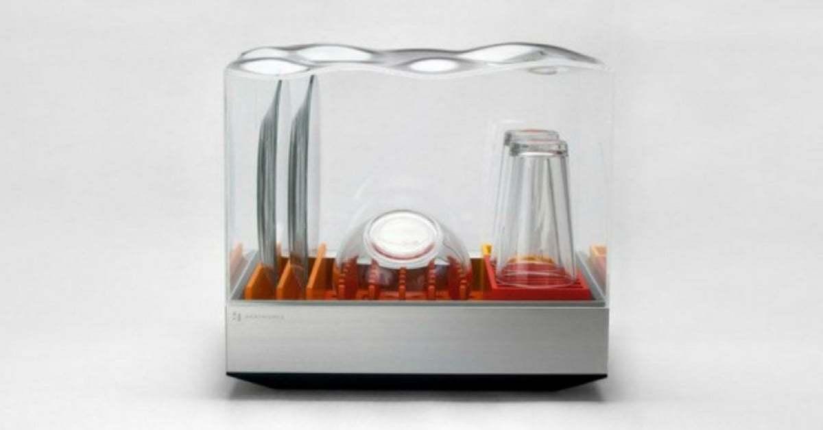 Su Tesisatı Gerektirmeyen Set Üstü Bulaşık Makinesi