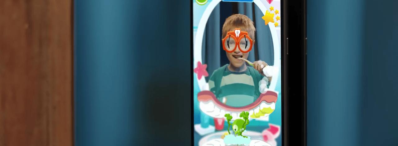 Çocuklar için Akıllı Diş Fırçası: Magik