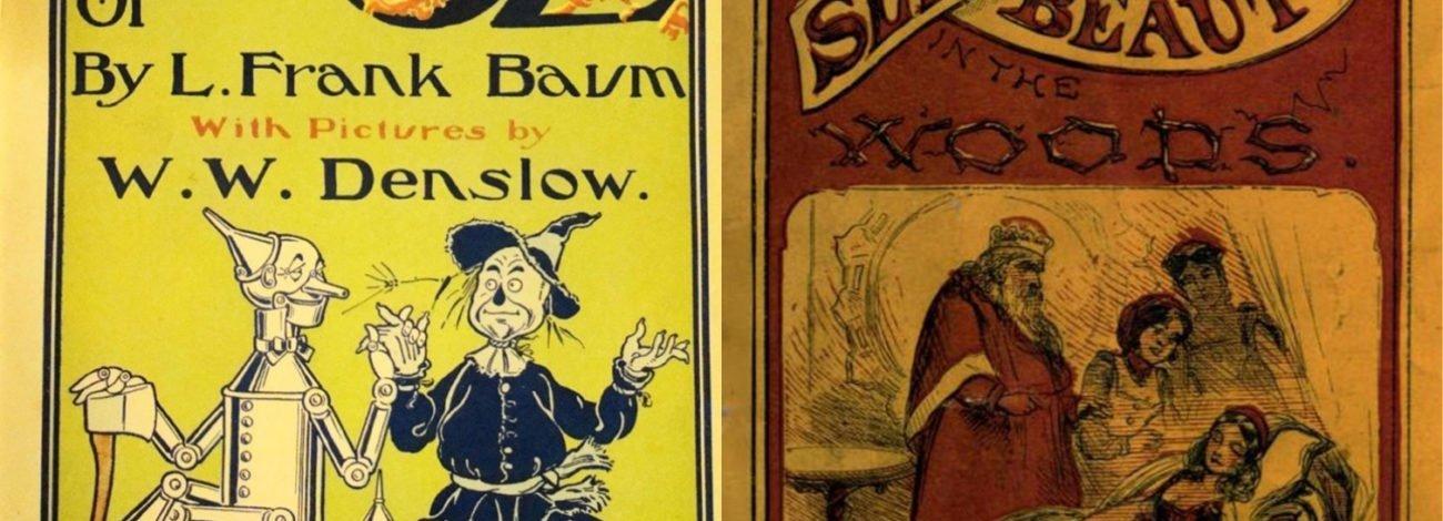 UCLA Vintage Çocuk Kitapları Arşivini Ücretsiz Yayınladı