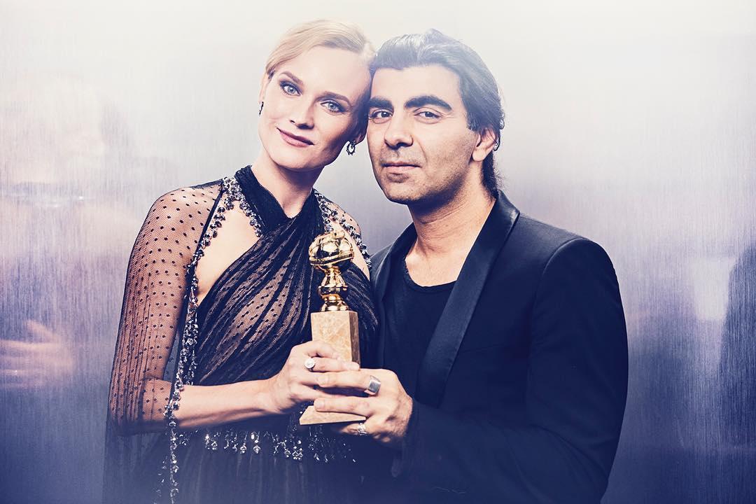 Fatih Akın, Paramparça Filmiyle Altın Küre Kazandı