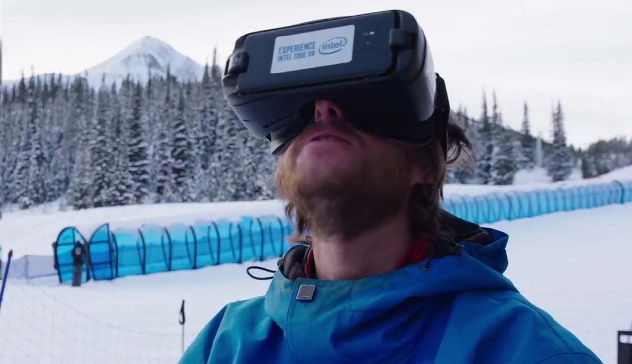 Intel'den Kış Olimpiyatlarında Sanal Gerçeklikte Canlı Yayın