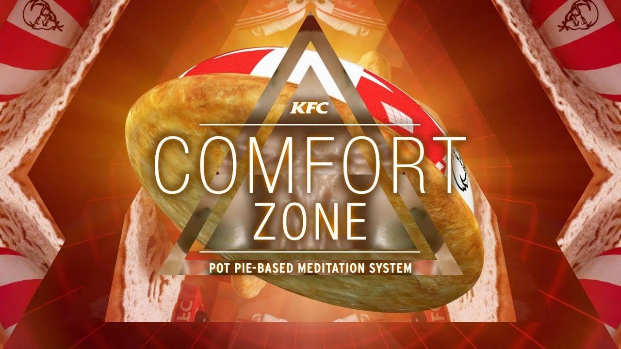 meditasyon_kfc_wieden+kennedy portland_comfort zone_bigumigu