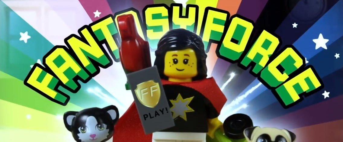 Çocuklar LEGO için Film Yönetti!