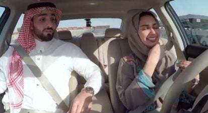 suudi_nissan_tbwa/raad_she drives_suudi arabistan_bigumig