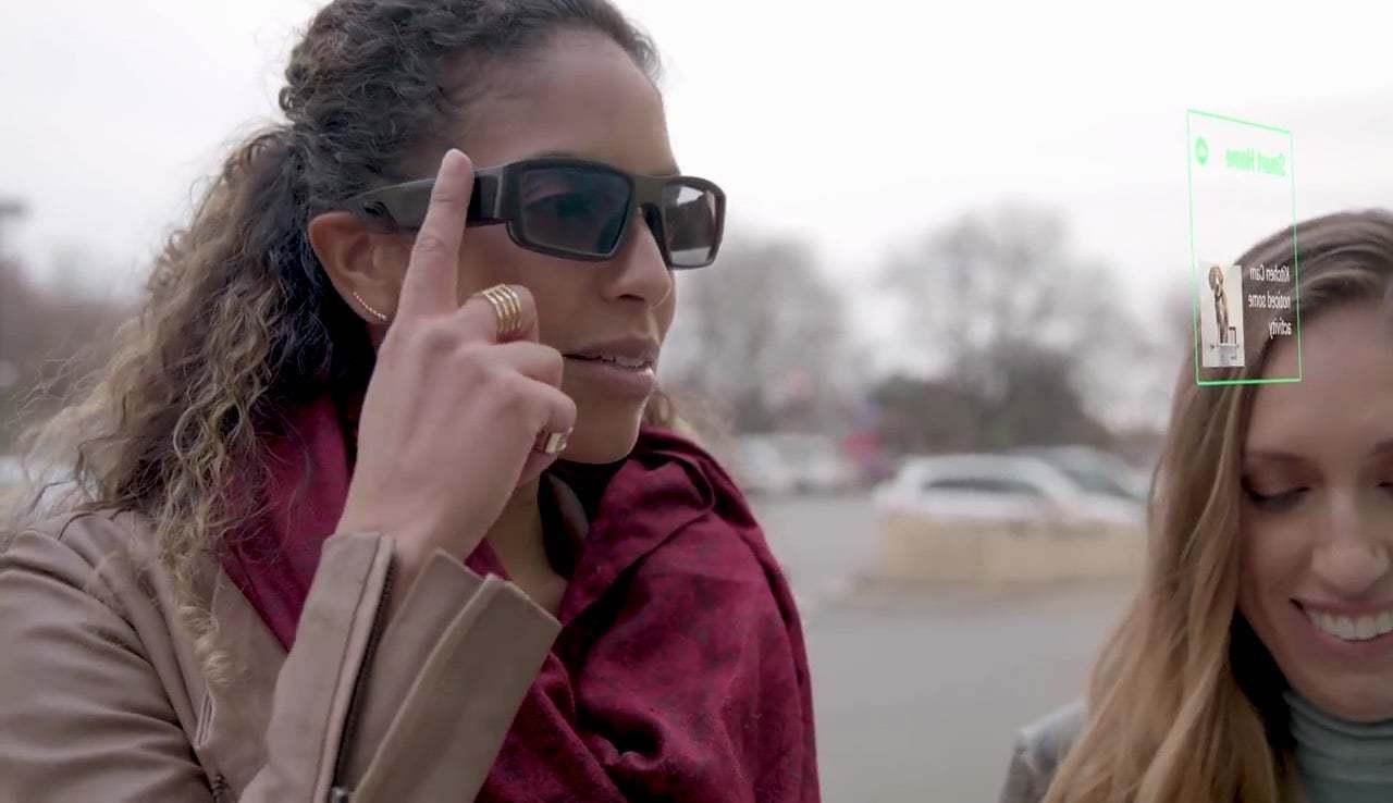 Google Glass'a Rakip Akıllı Gözlük: Vuzix Blade