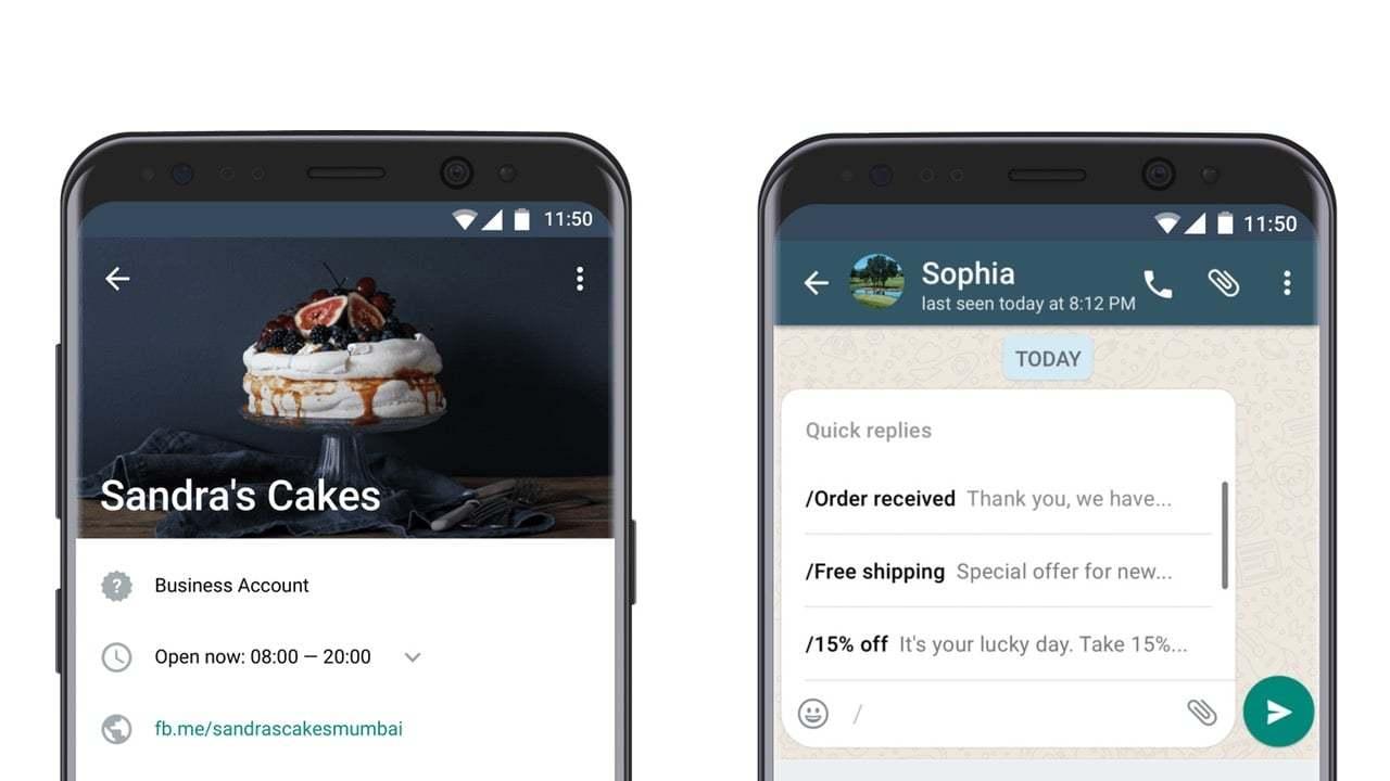 Küçük İşletmeler İçin WhatsApp Business Yayınlandı