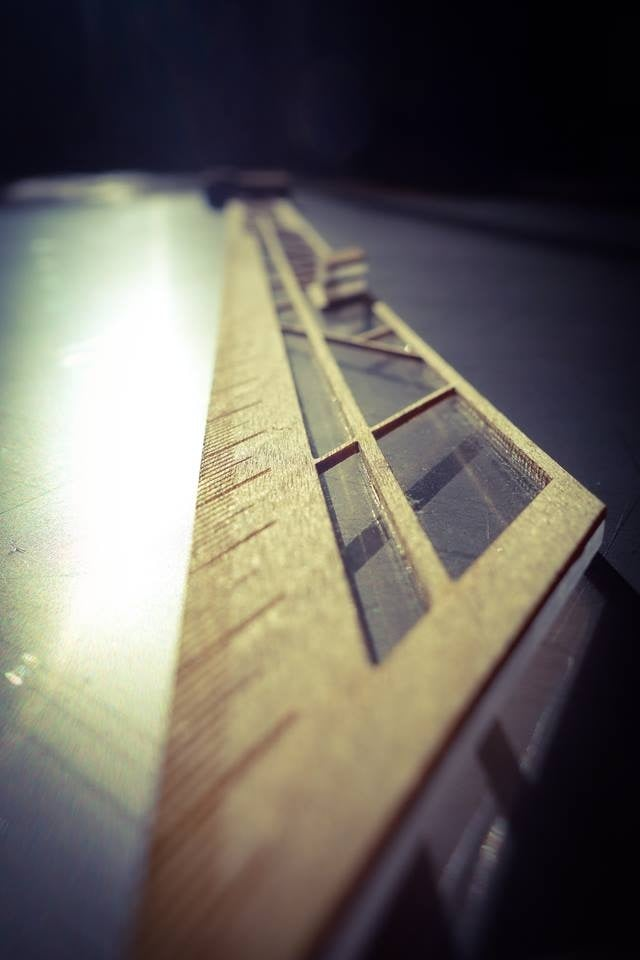 cetvel_vanishing point ruler_engraved_kickstarter_bigumigu
