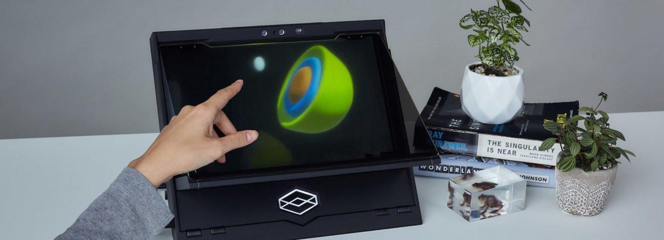 Dokunulabilir Hologramlar: Holoplayer One [SXSW 2018]