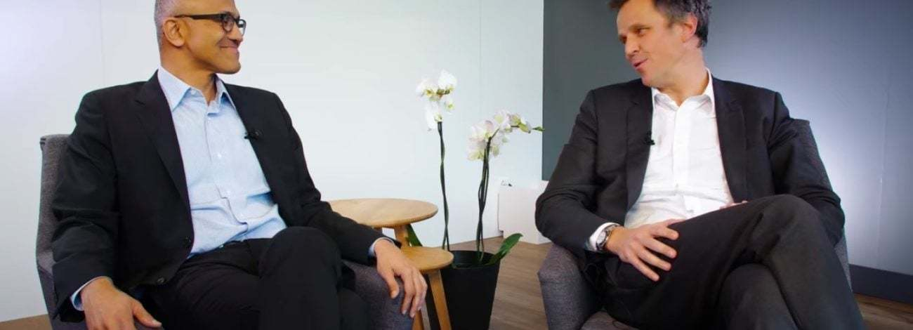 Publicis Groupe ve Microsoft'tan Marcel için İş Birliği