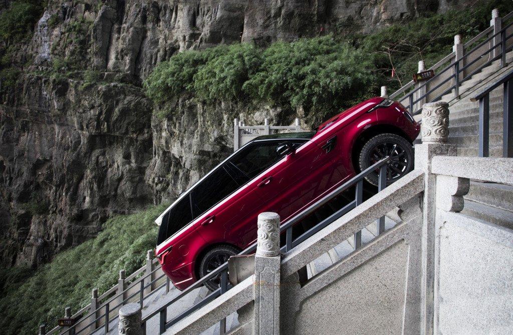 range rover sport_dragon challenge_çin_bigumigu