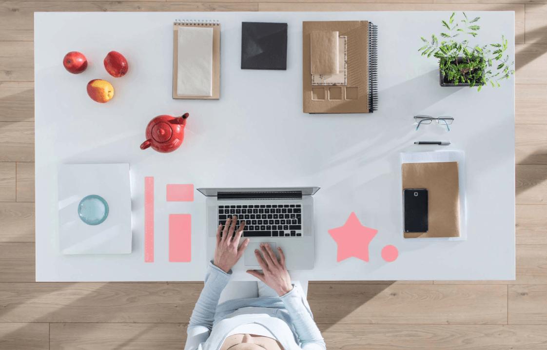 Sezay Karagöz'den Çalışma Masanızı Düzenleyen Çıkartmalar