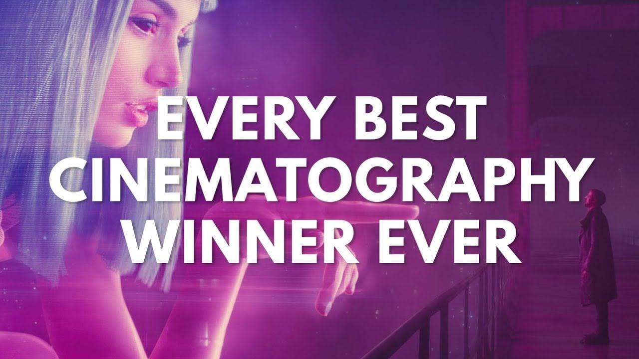 Geçmişten Günümüze Sinematografi Oscar'ı Kazanan Filmler