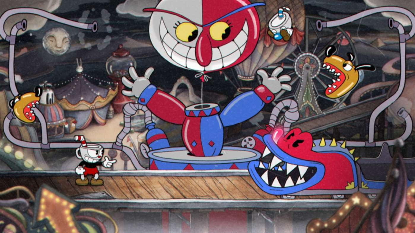 Nostaljik Animasyon Estetiğiyle Yeni Bir Oyun: Cuphead