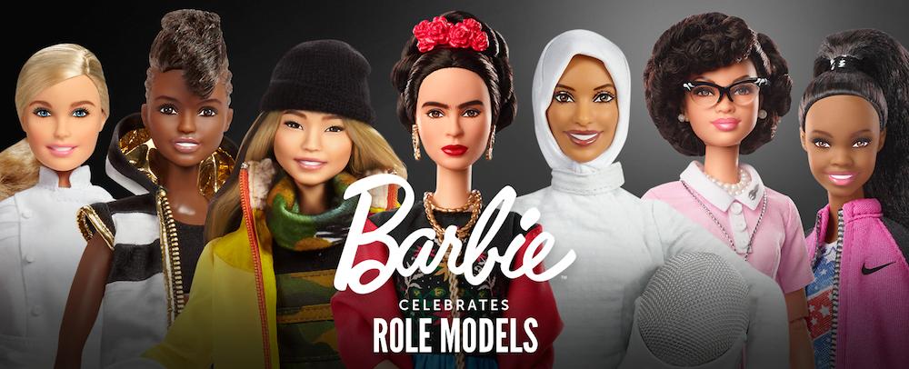 İlham Verici Kadınlar Barbie Oluyor