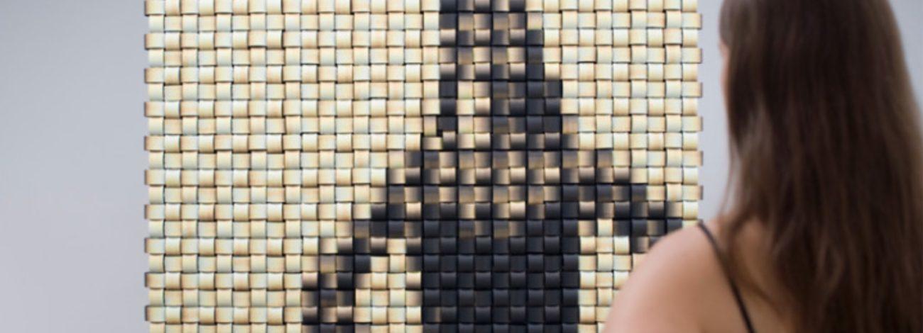 Daniel Rozin'in Kinetik Aynaları