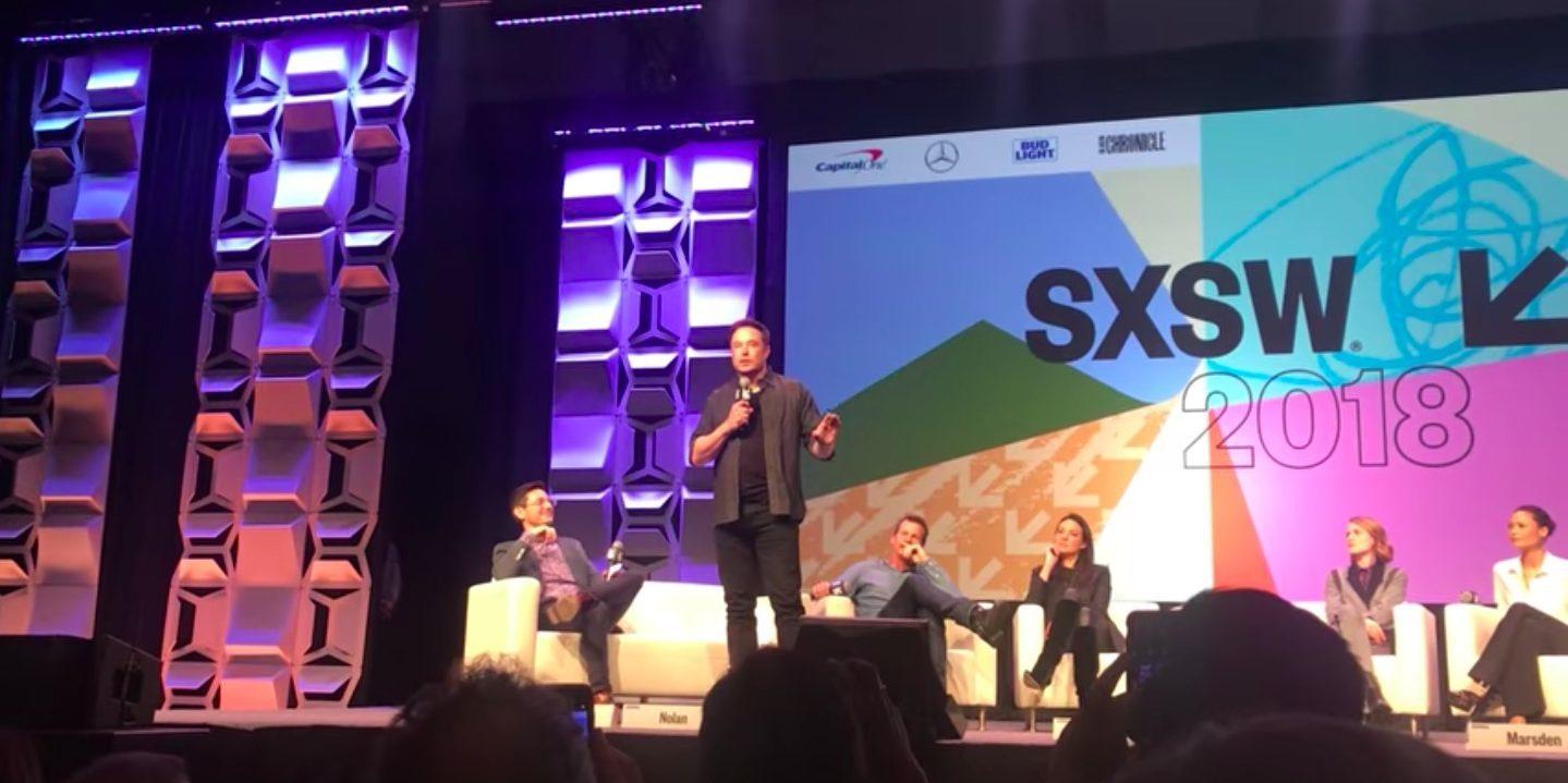 Elon Musk, Westworld Panelini Bastı! [SXSW 2018]
