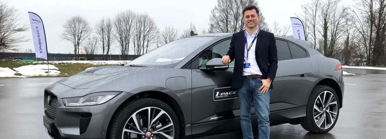 Jaguar'ın Elektrikli SUV modeli I-PACE'i Kullandık: İlk Sürüş, İlk İzlenimler