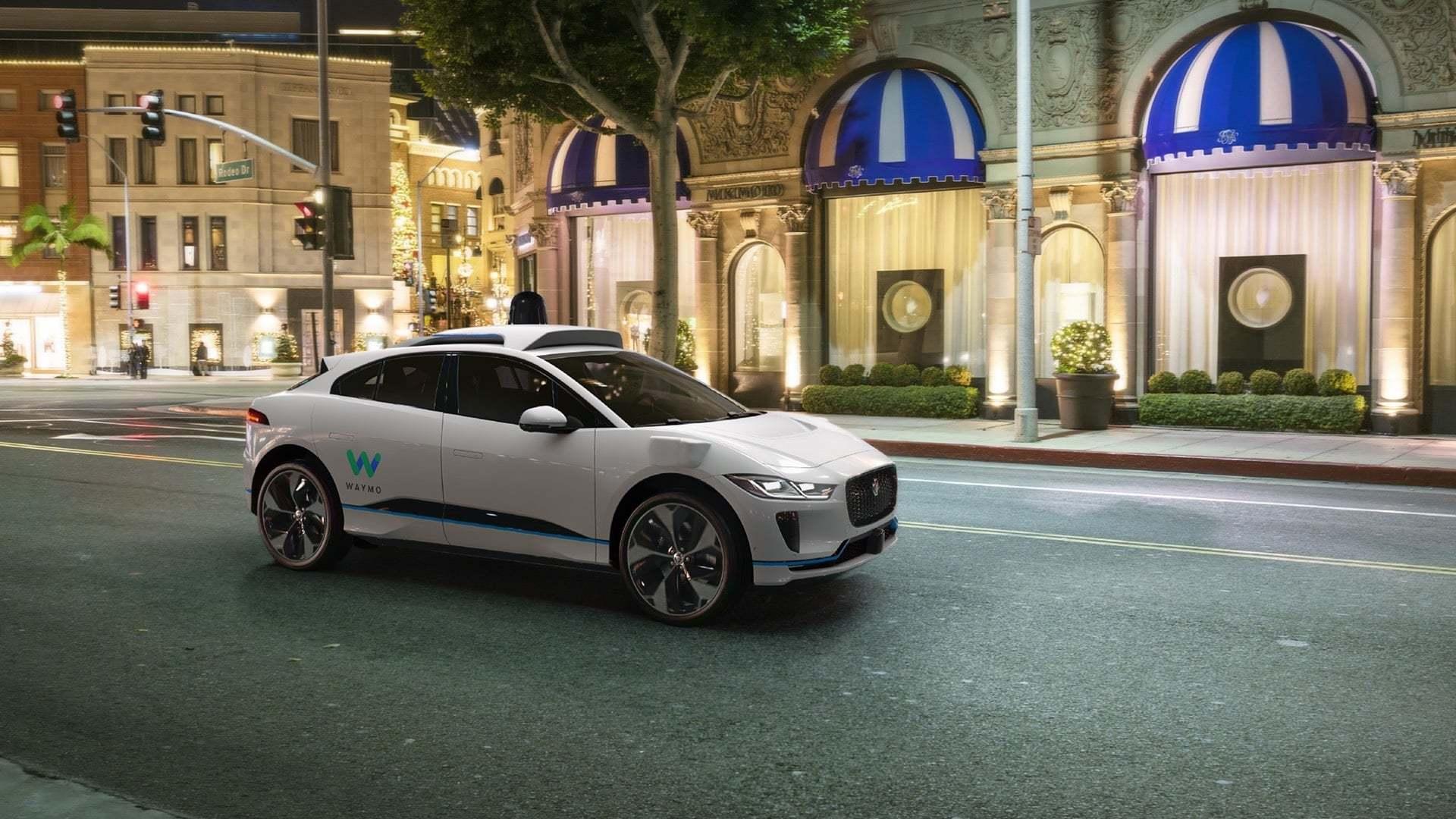 Waymo Filosunu Jaguar I-Pace ile Genişletiyor