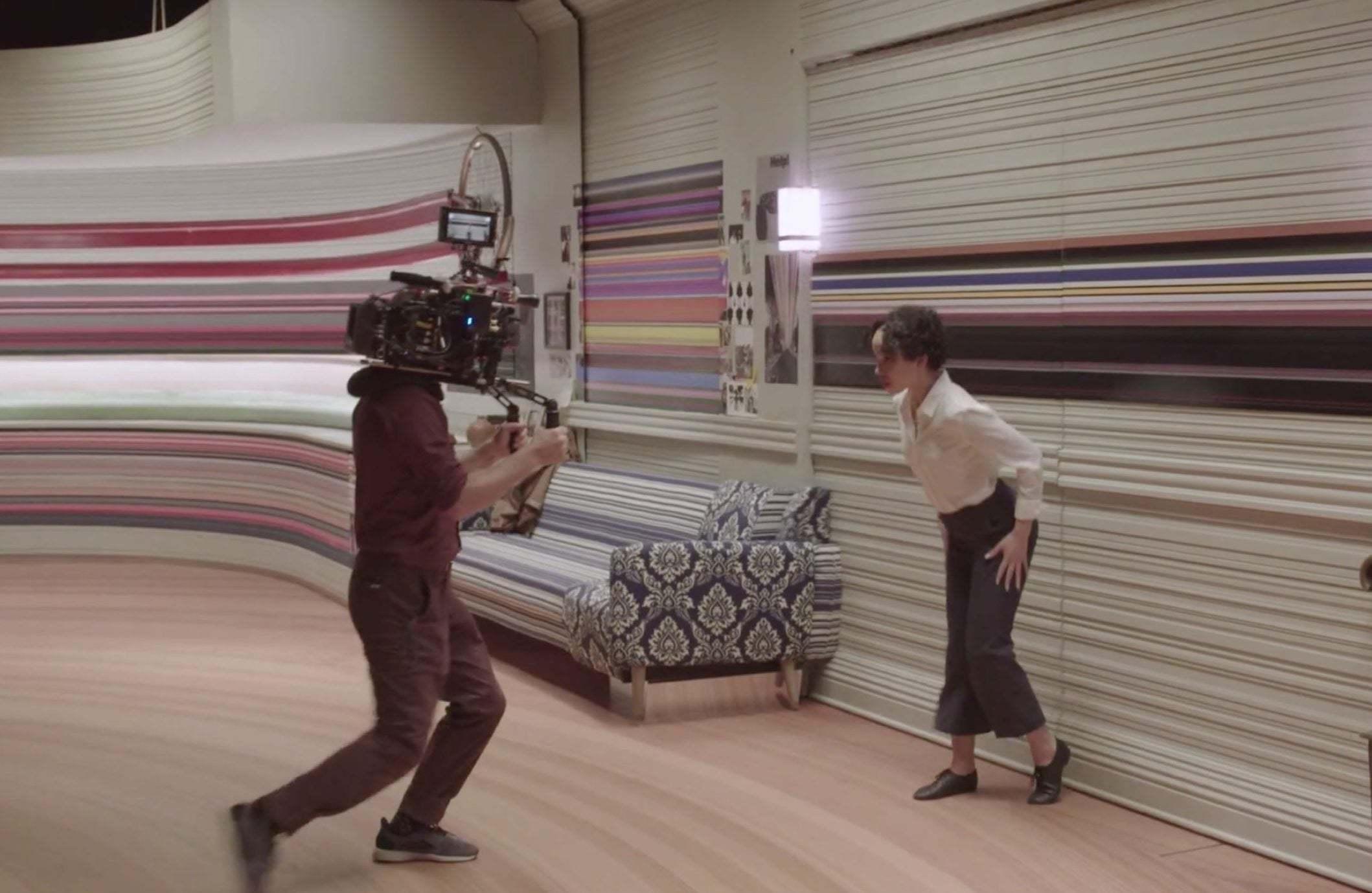 Spike Jonze Yönetmenliğindeki Apple HomePod Filmi Nasıl Çekildi?