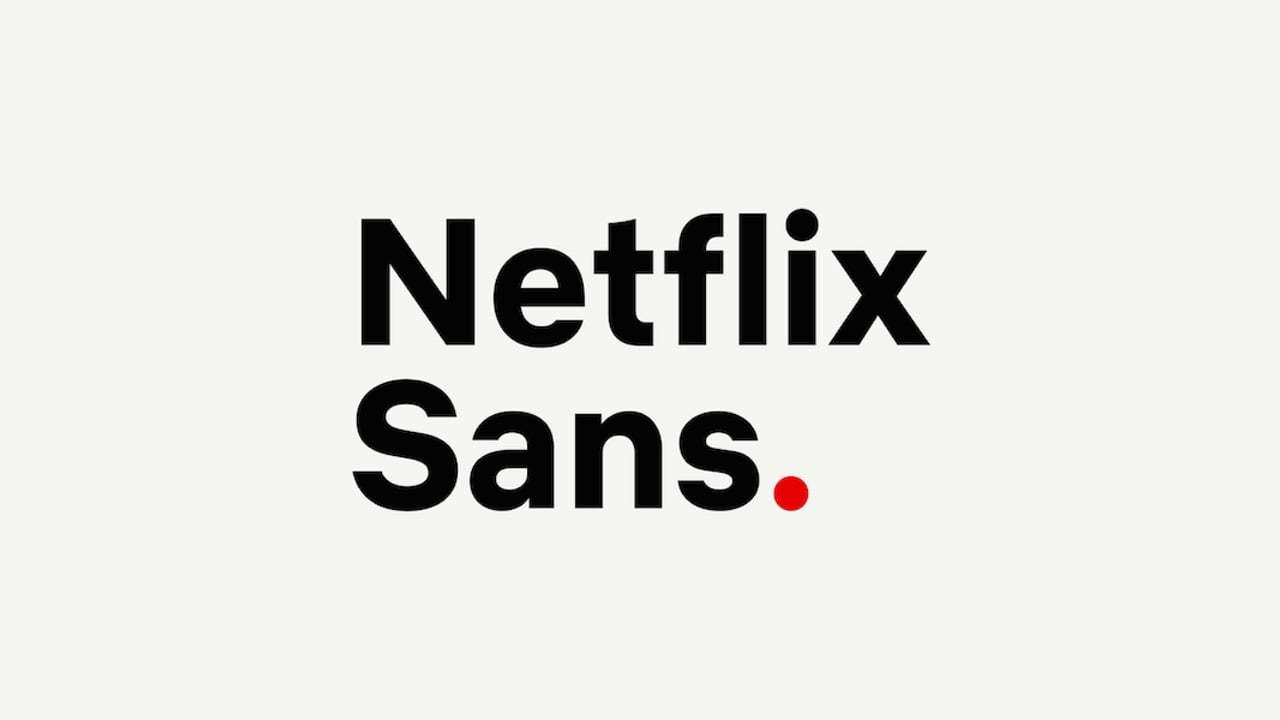 Netflix'ten Kendine Özgü Yeni Font: Netflix Sans