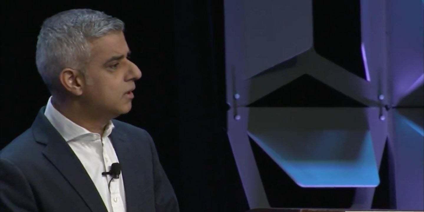 Sadiq Khan: Nefret Söylemlerini Durdurmalıyız [SXSW 2018]