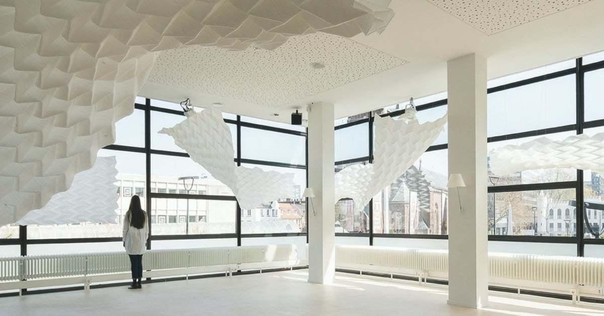 Mimariye Origami Dokumalarla Müdahale Etmek