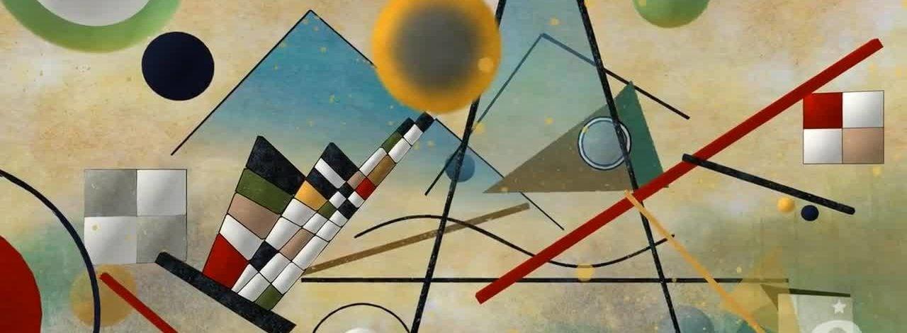 Ruh Bir Piyano ve Renkler Bu Piyanonun Tuşları: Kandinsky