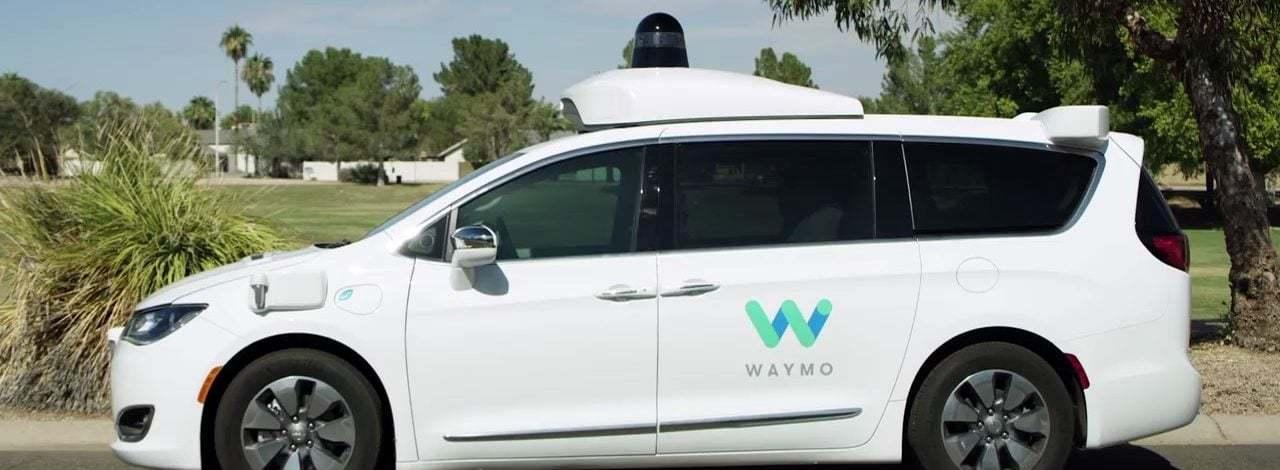 Waymo 2028'de Sizi Evinizden Alacak [SXSW 2018]