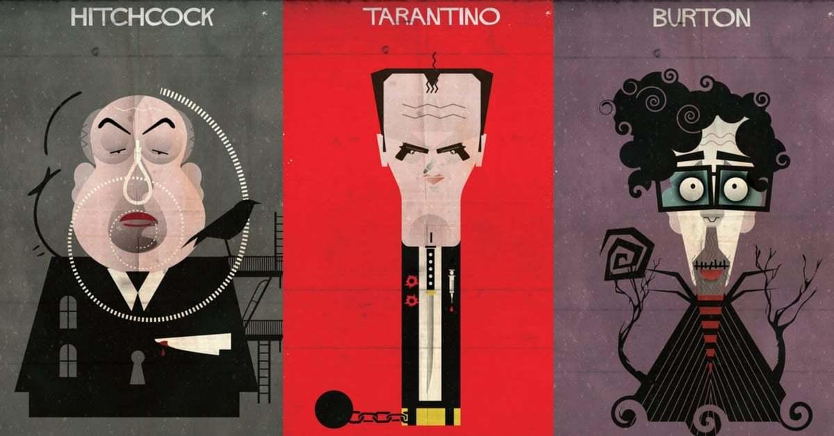 Usta Yönetmenlerin Sinemasından Sembollerle Çizilmiş Portreleri
