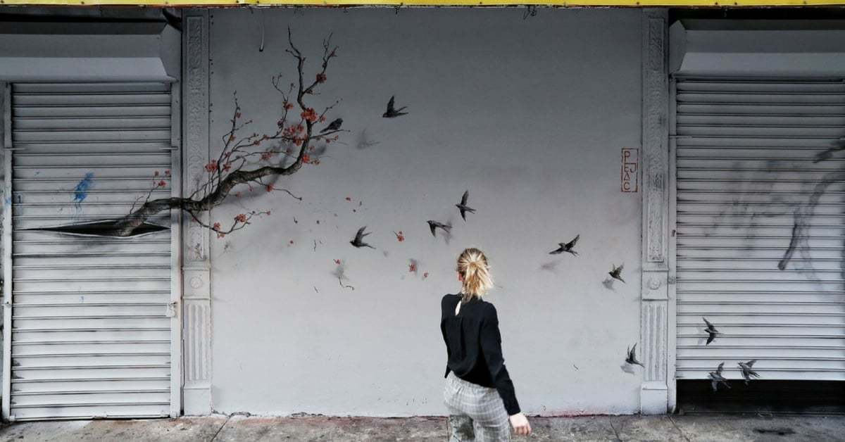 Sokak Sanatıyla Geleceğe Dair Senaryolar Çizmek