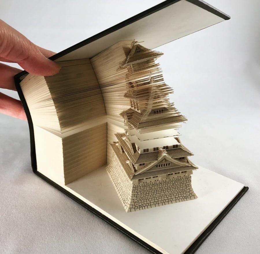 İçinde Mimari Yapılar Gizli Not Kağıdı Blokları
