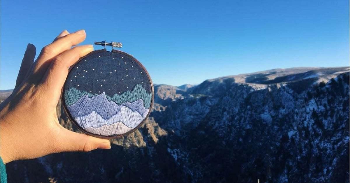 Nakış Dağ Manzaraları