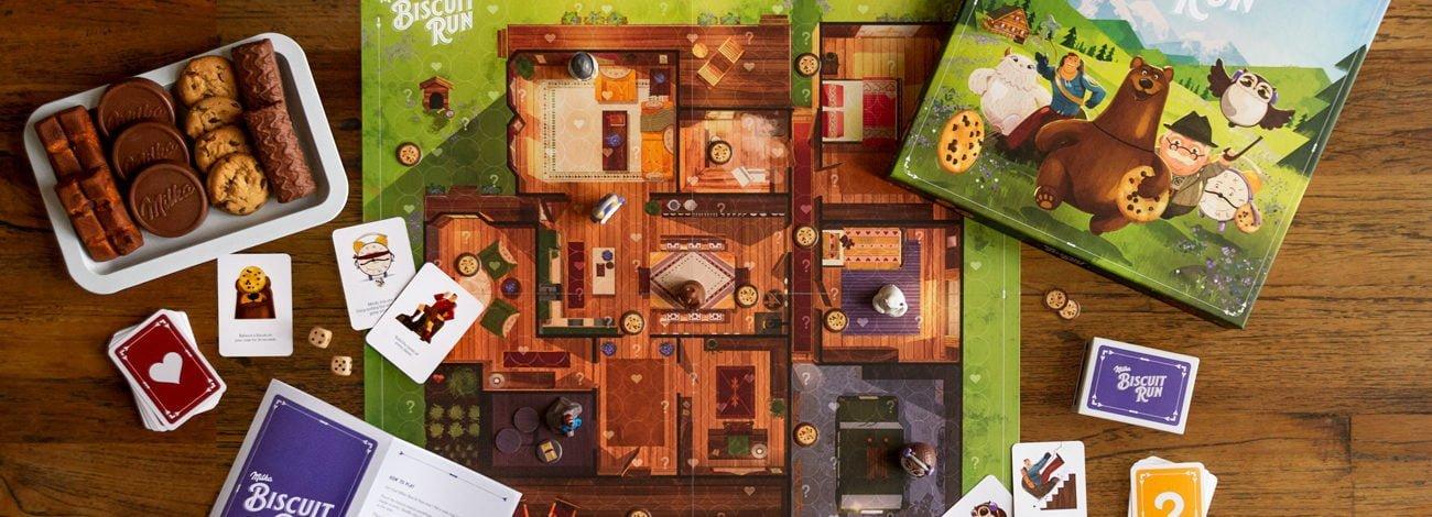 Milka'dan Eğlenceli Bir Kutu Oyunu
