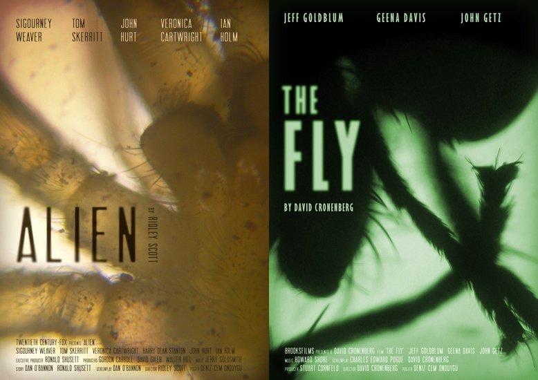 Cinemicroscopy: Film Afişleri Mercek Altına Yatırılırsa