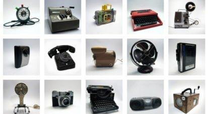 Eski Teknolojinin ve Nesnelerin Ses Arşivi: Conserve the Sound