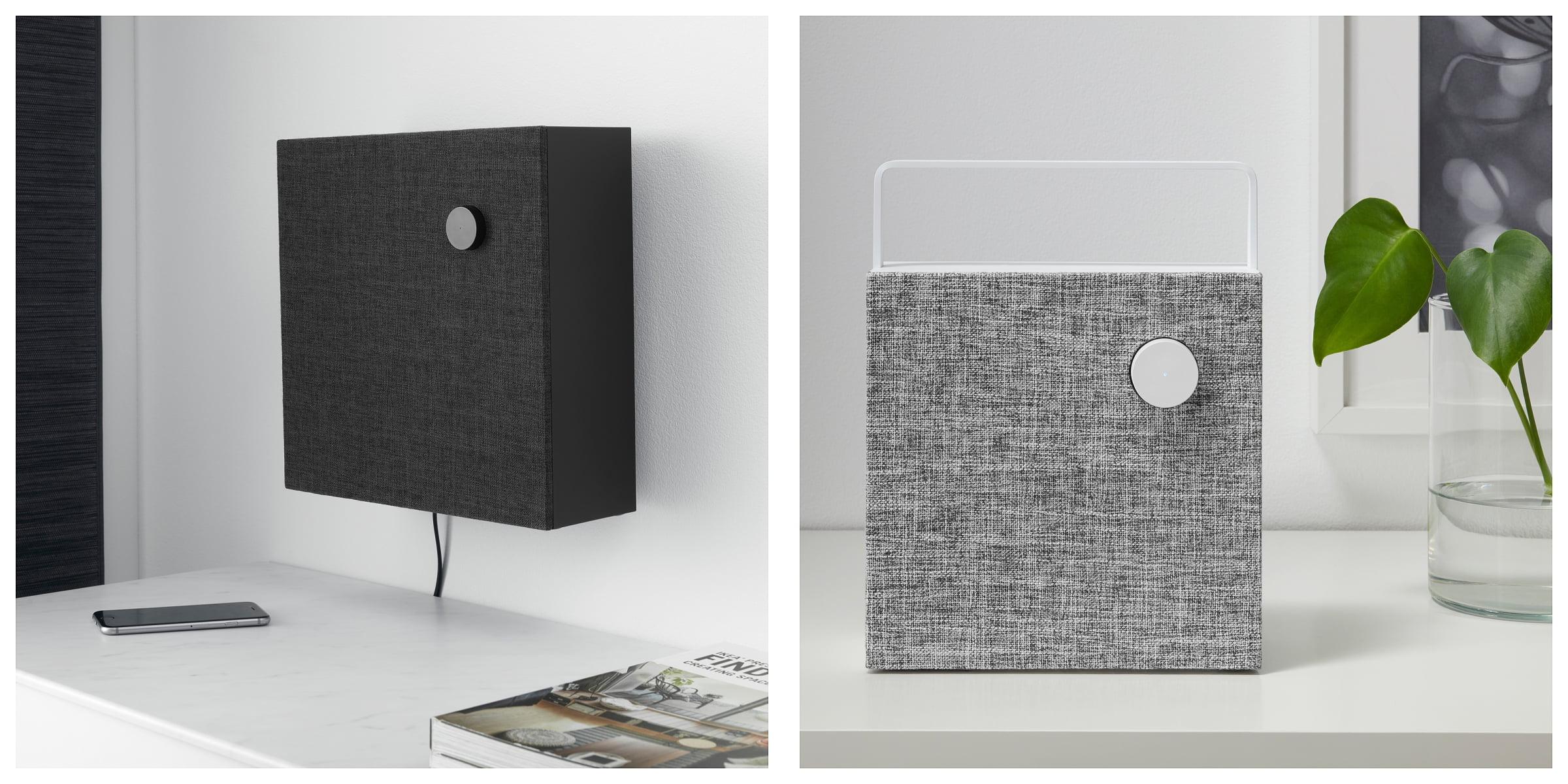 IKEA Minimalizmiyle Bluetooth Hoparlör: Eneby