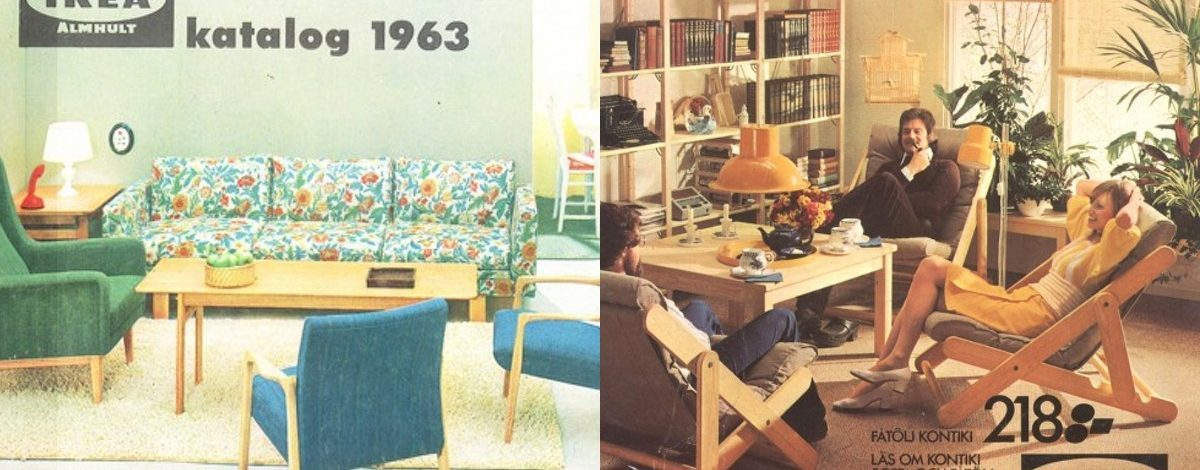 IKEA Kataloglarının Geçmişten Günümüze Değişimi