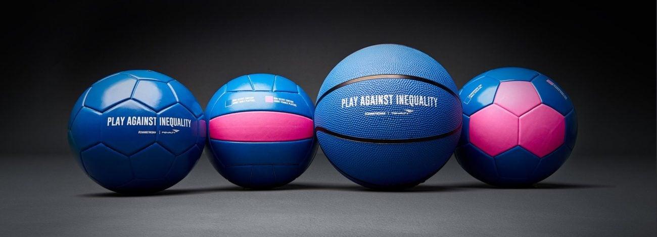 Kadın ve Erkek Sporcular Arasındaki Eşitsizliğe Dikkat Çeken Toplar