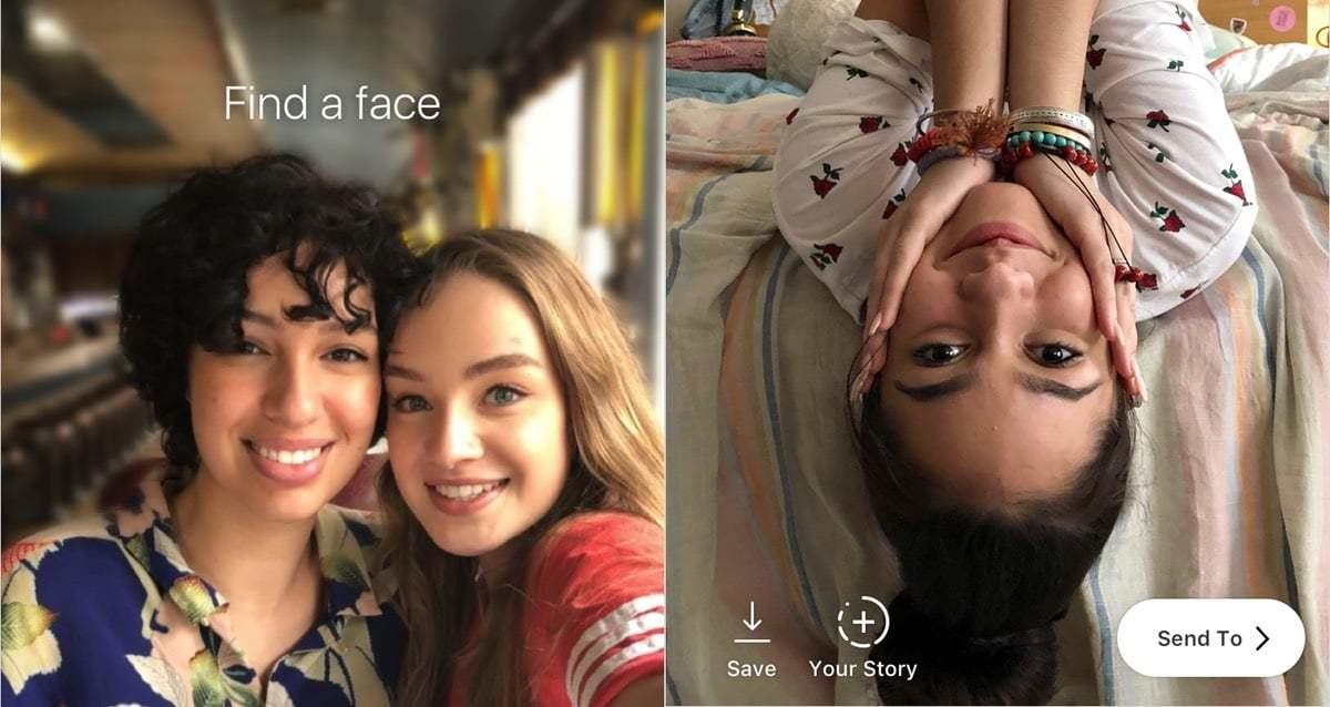 Instagram'ın Odağında Yüzler Var
