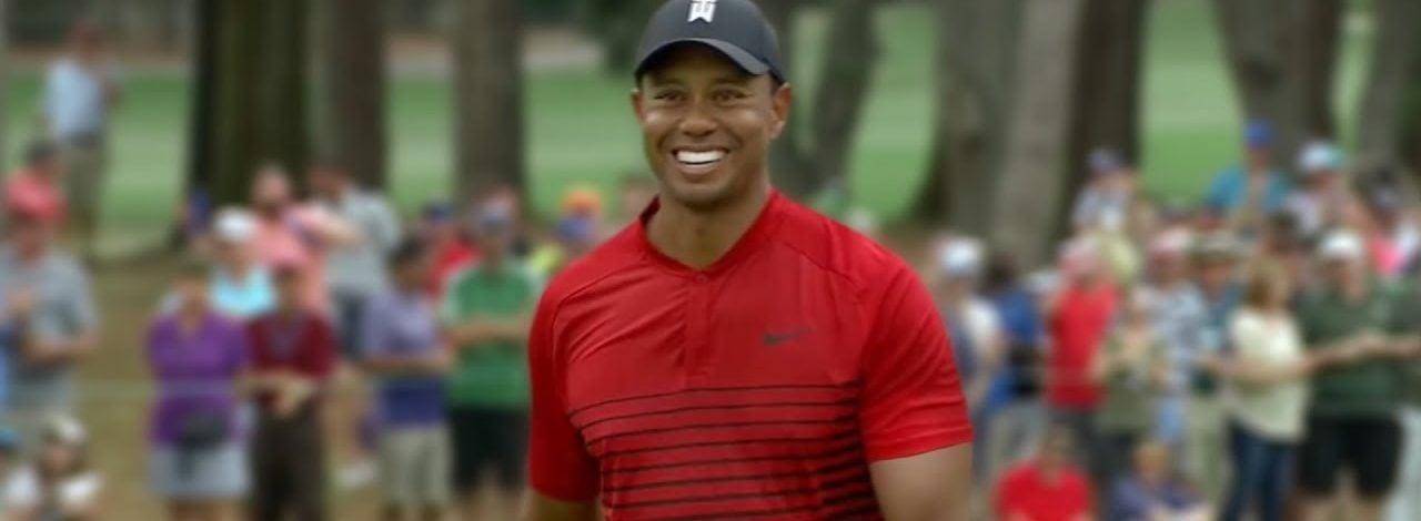 Nike, Tiger Woods'un Masters Turnuvasına Geri Dönüşünü Kutluyor
