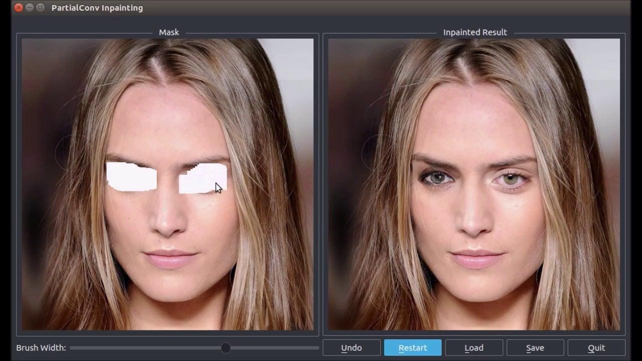 Nvidia'nın Yeni Aracı Kısmen Silinmiş Görselleri Yapay Zekayla Onarıyor