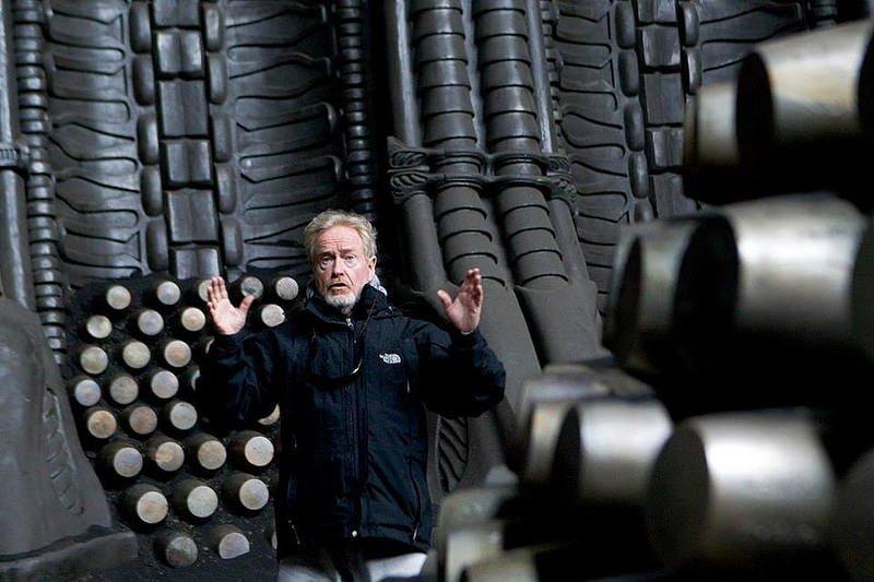 Saatchi & Saatchi Yılın Yeni Yönetmenler Seçkisi'nin Küratörü Ridley Scott